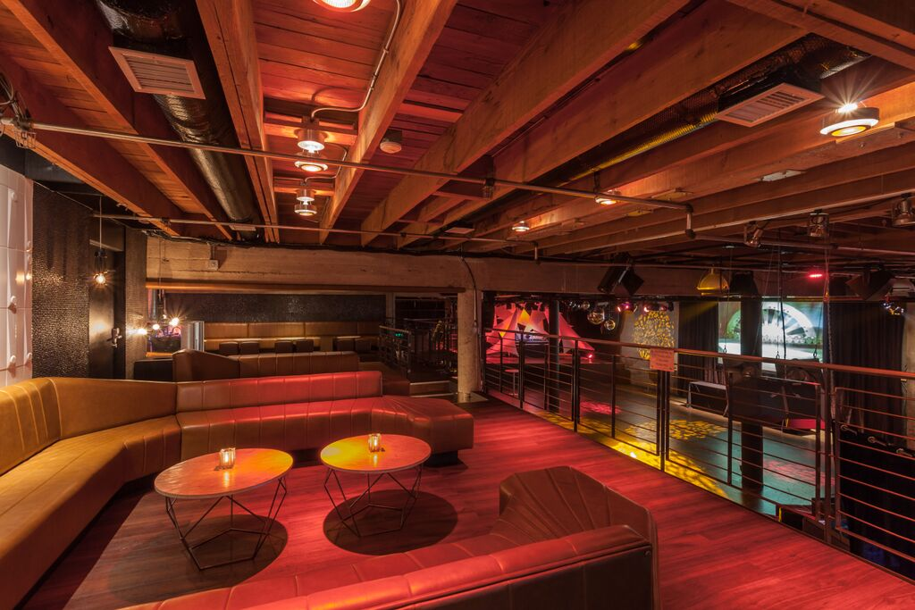 Private Events Mezzanine Sf